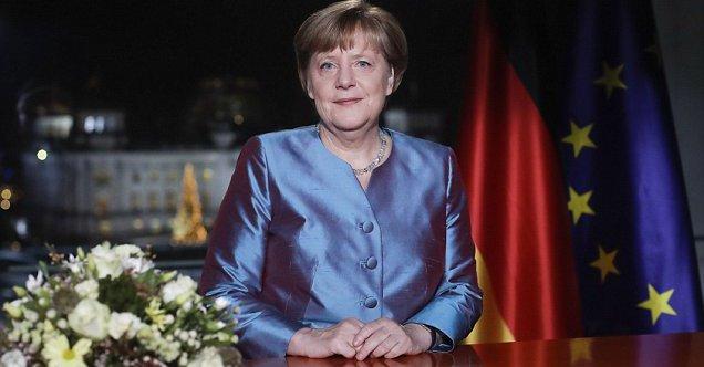 Niemcy: Orędzie noworoczne Angeli Merkel