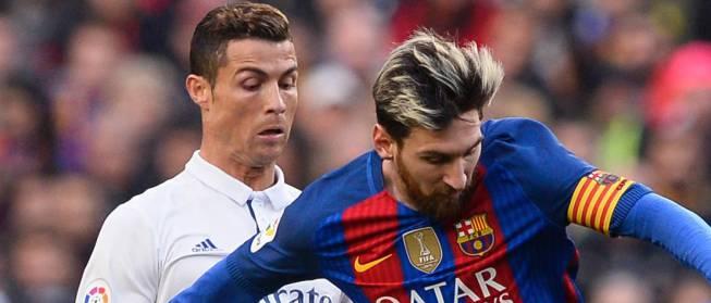 Ronaldo o Messim: Porównują nawet nasze dzieci