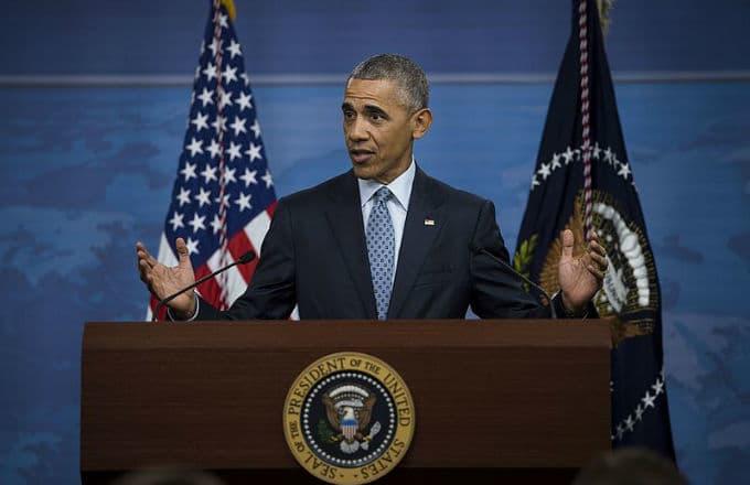 Ostatnia konferencja Baracka Obamy w 2016 roku
