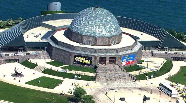 Darmowy wstęp do Planetarium Adlera dla mieszkańców Illinois