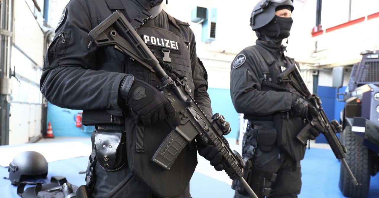 Niemcy: Akcja policji w Berlinie przeciwko terrorystycznym organizacjom islamskim