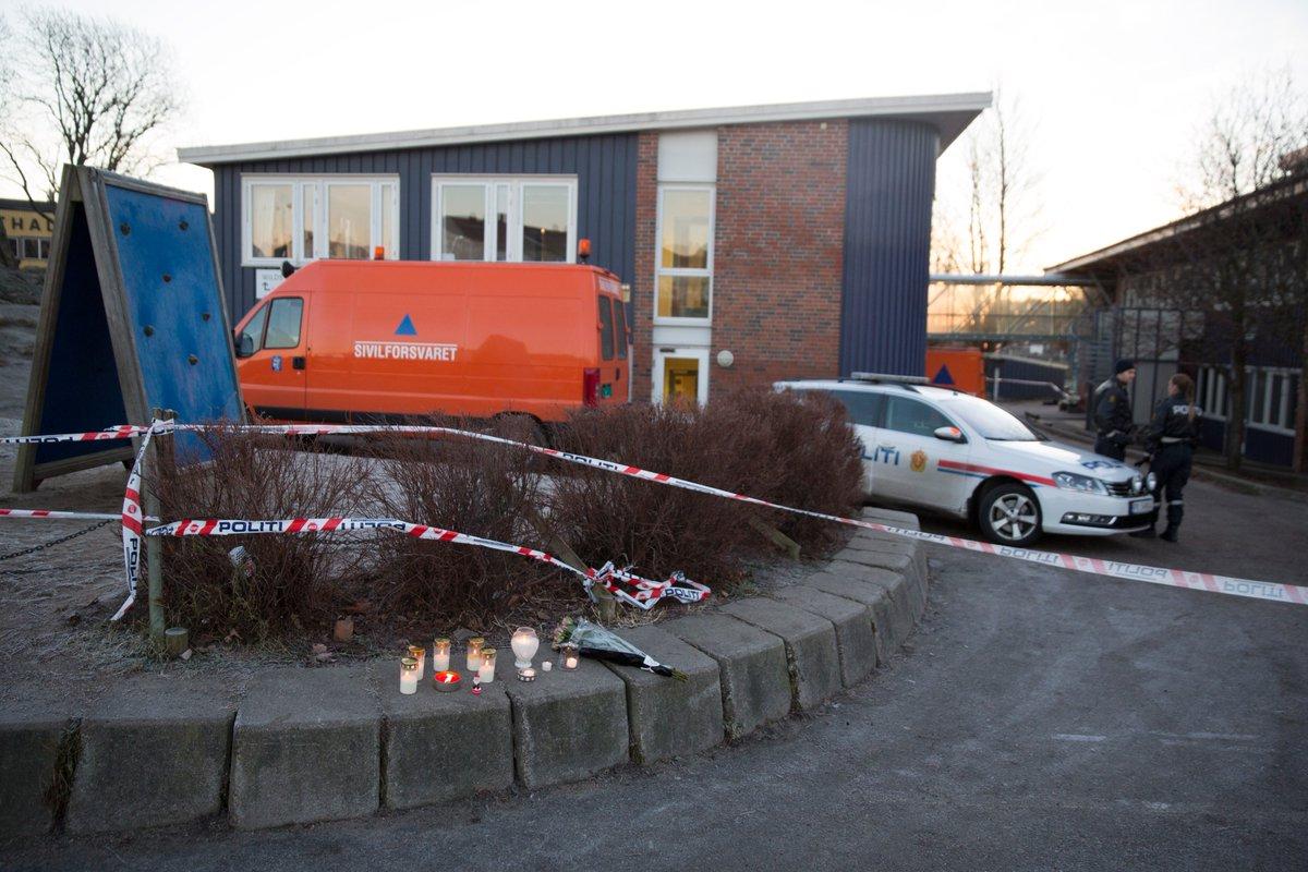 15-letni Norweg przyznał się do podwójnego morderstwa