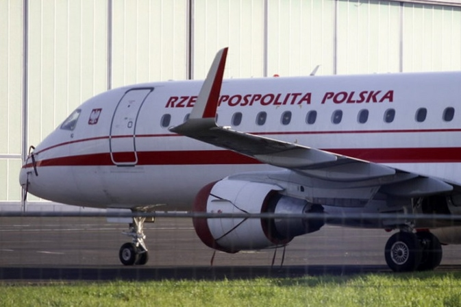 Samolot, którym podróżował prezydent Andrzej Duda, miał awarię