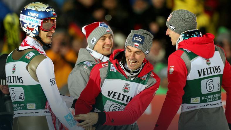 W Lillehammer polscy skoczkowie wystartują w niezmienionym składzie