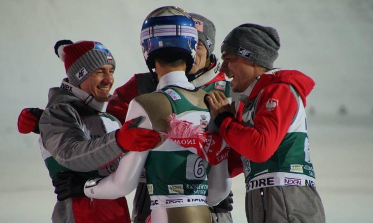 Skoki narciarskie – PŚ – Stoch wygrał w Lillehammer, Kubacki drugi!
