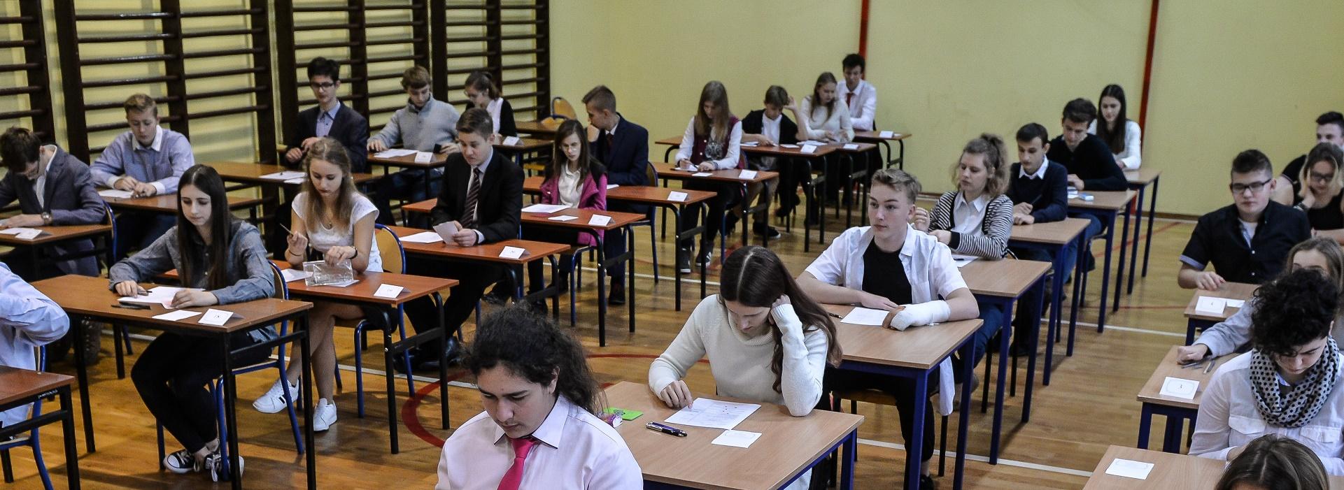 W niektórych szkołach może być problem z przeprowadzeniem egzaminu