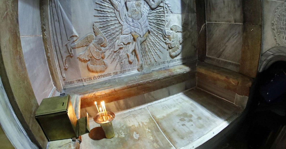 Naukowcy potwierdzili autentyczność Grobu Pańskiego!