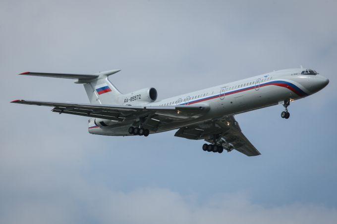 Lot rozbitego Tu-154 trwał zaledwie 70 sekund