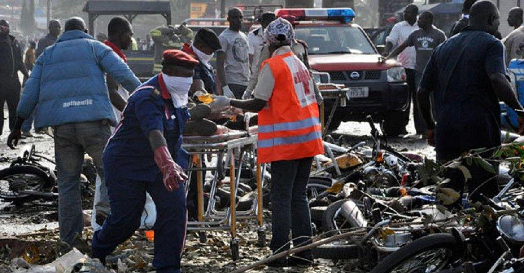 Co najmniej 10 osób zginęło w katastrofie budowlanej w Nigerii