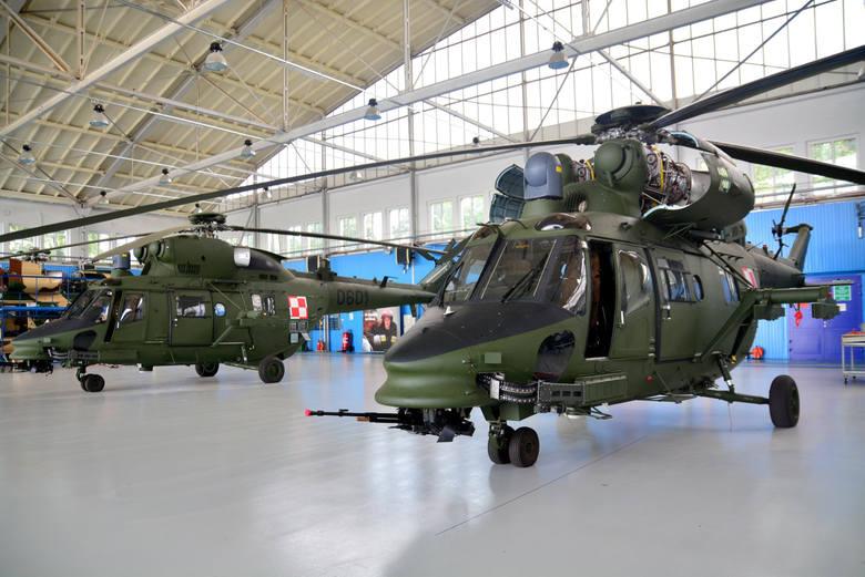 Trzy firmy odebrały zaproszenie Ministerstwa Obrony Narodowej do złożenia ofert w przetargu na śmigłowce dla sił specjalnych