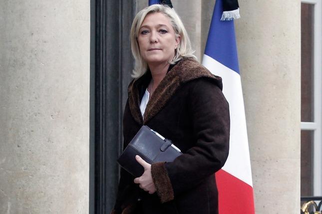 Marine Le Pen: Aneksja Krymu była legalna. Ukraiński MSZ protestuje