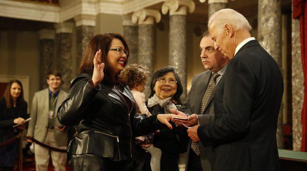 Tammy Duckworth zaprzysiężona na Senatora USA