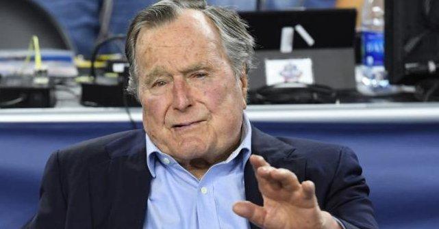 Nie żyje George Bush senior, 41. prezydent Stanów Zjednoczonych