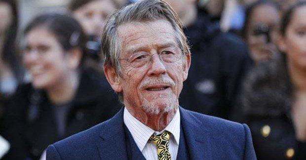 Nie żyje brytyjski aktor John Hurt