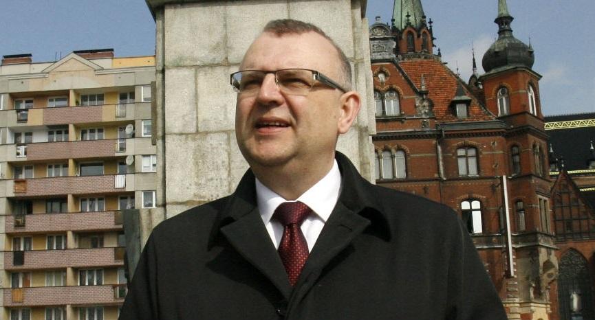 Ujazdowski kandydatem PO na prezydenta Wrocławia