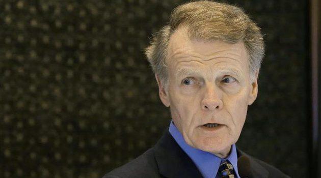 Republikańscy politycy domagają się dymisji Michaela Madigana
