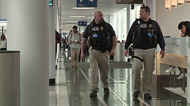 Mężczyzna ugodzony nożem na lotnisku O'Hare