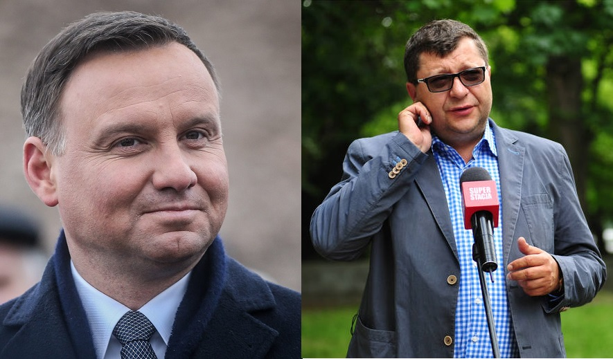 Czy prezydent Duda ułaskawił Zbigniewa Stonogę?