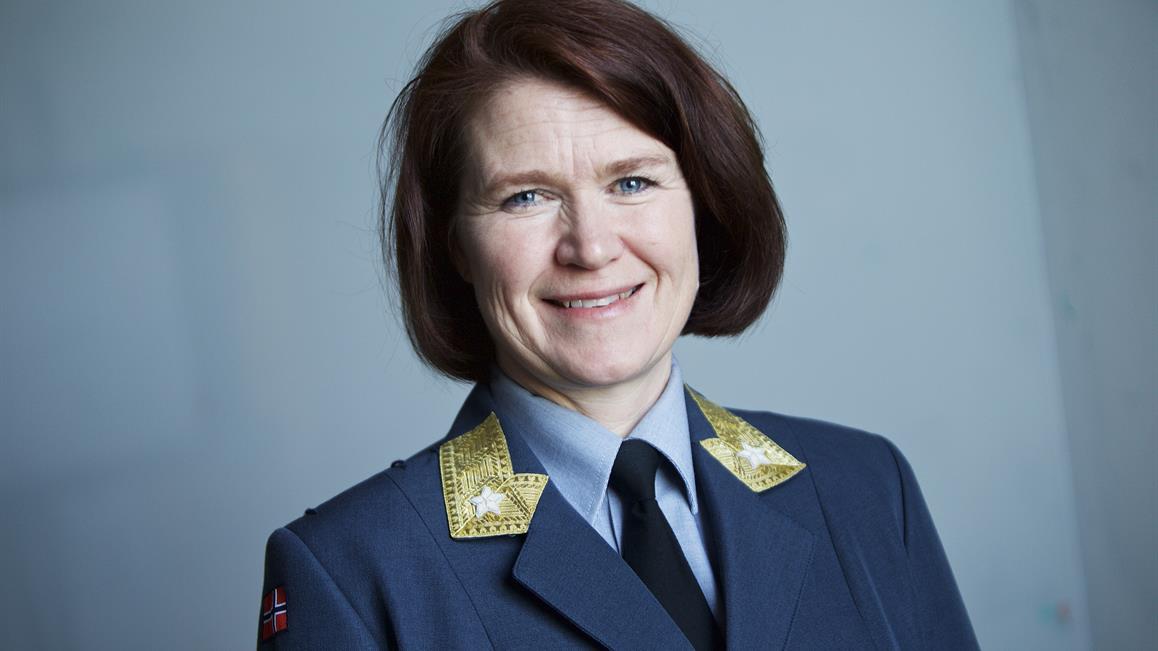 Pierwsza kobieta dowódcą lotnictwa wojskowego w Norwegii