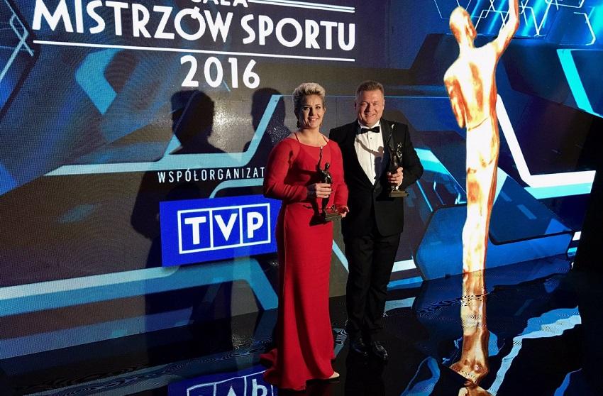 """Anita Włodarczyk sportowcem 2016 roku w plebiscycie """"PS"""" i TVP"""