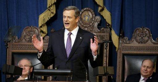 Charlie Baker i Jay Gonzalez powalczą o fotel gubernatora Massachusetts