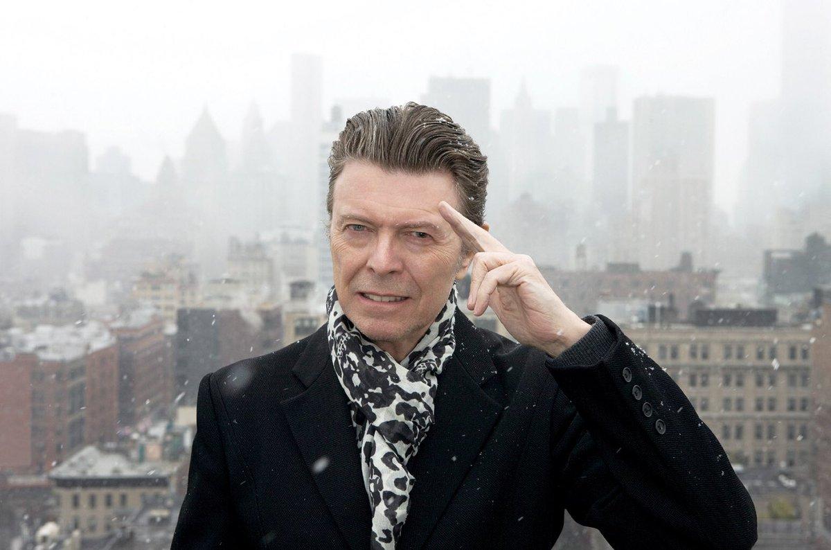 Dziś mija rok od śmierci Davida Bowie