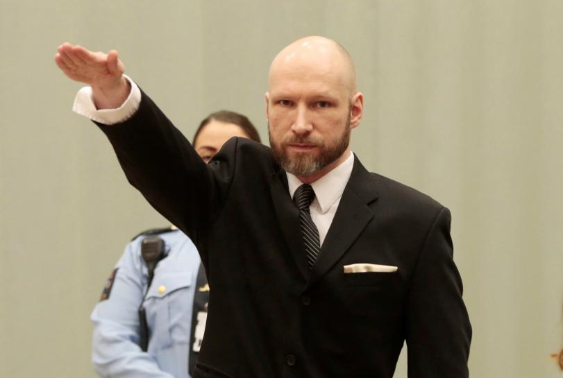 Norwegowie nie chcą filmu o Breiviku