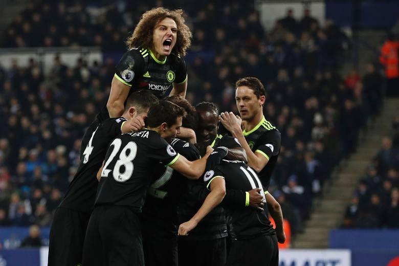 Chelsea nie dała szans mistrzom Anglii. Kapustka i Wasyl na ławce