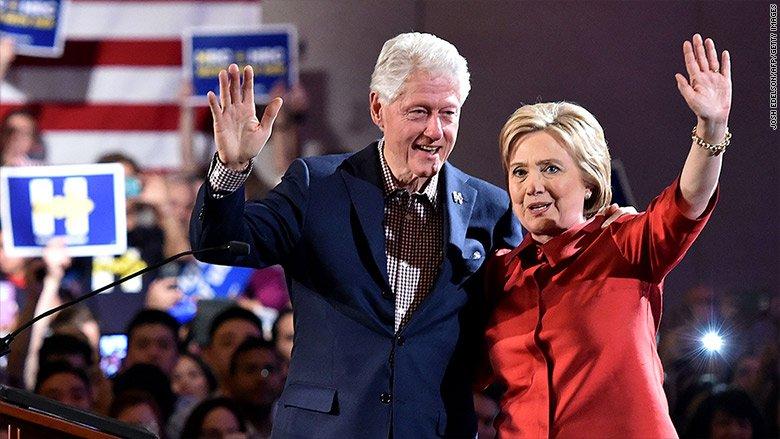 USA: Nowe śledztwo w sprawie Fundacji Clintonów