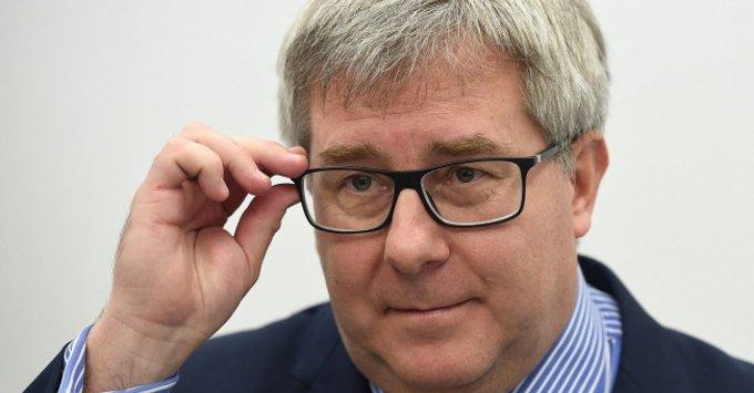 Ryszard Czarnecki krytycznie o pomysłach szefa KE Jeana-Claude Junckera