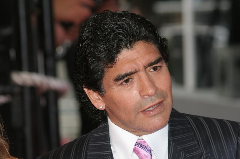 Białoruś: Diego Maradona został prezesem klubu Dynamo Brześć