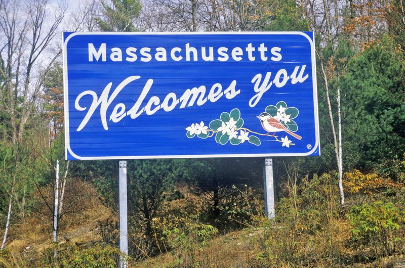Populacja Massachusetts cały czas rośnie