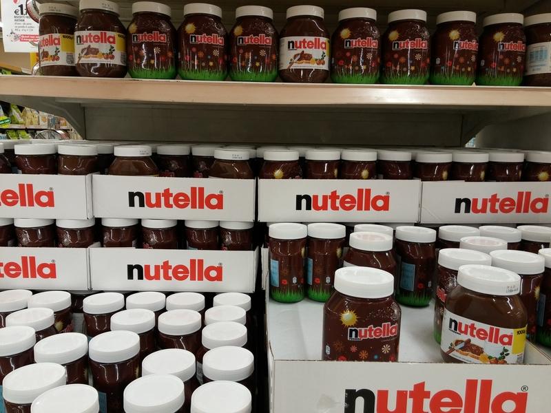 Nutella jest rakotwórcza? Czekolada wycofywana ze sklepów