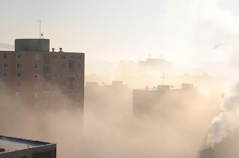 New Delhi, stolica Indii: Poziom zanieczyszczenia powietrza osiągnął poziom krytyczny