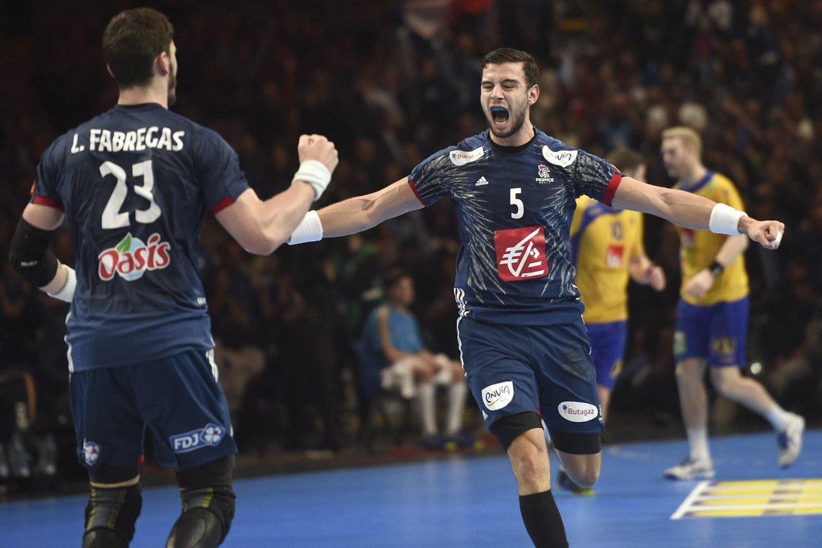Francja w półfinale mistrzostw świata w piłce ręcznej