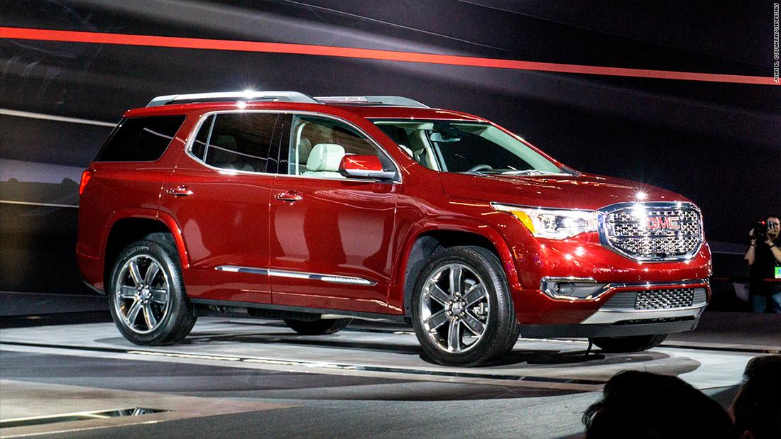 Otwarcie Detroit Auto Show