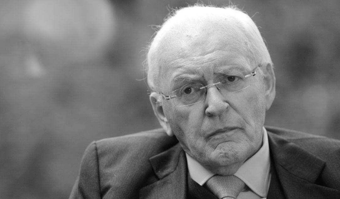 Zmarł były niemiecki prezydent Roman Herzog