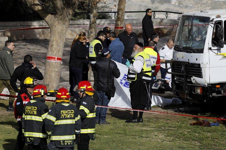 Zamach w Jerozolimie – 4 osoby zginęły, co najmniej 13 zostało rannych
