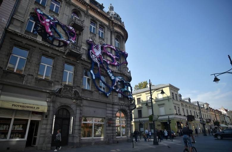 Łódzkie murale wśród najlepszych na świecie!
