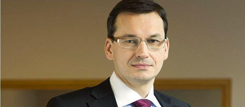 Minister rozwoju i finansów Mateusz Morawiecki na konferencji G20