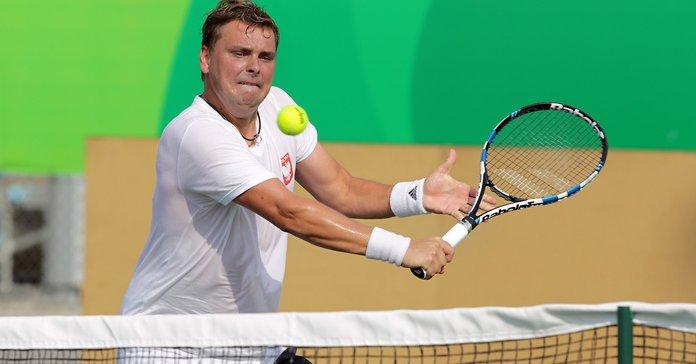 Marcin Matkowski w finale debla turnieju ATP w Nowej Zelandii