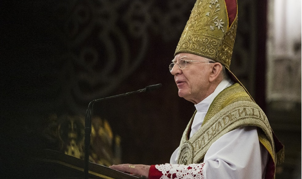 """Episkopat Słowacji popiera arcybiskupa Marka Jędraszewskiego sprzeciwiającego się """"tęczowej zarazie"""""""