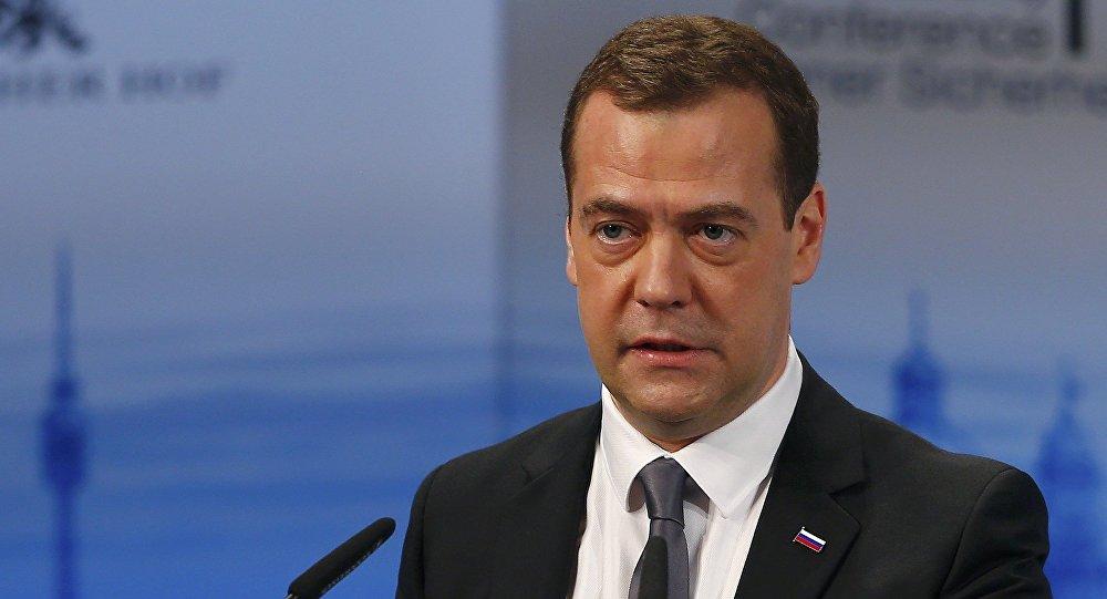 Rosja nie ma rządu. Premier Dmitrij Miedwiediew złożył dymisję