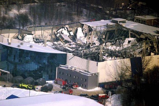 Rocznica tragedii na terenie Międzynarodowych Targów w Katowicach