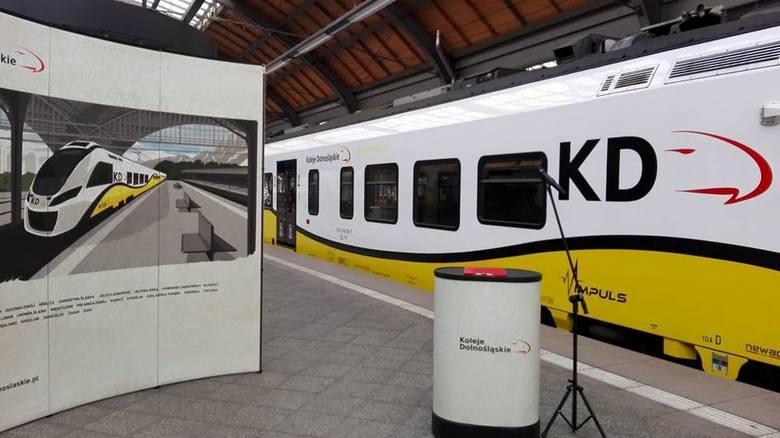 Nowe pociągi Impuls w Kolejach Dolnośląskich