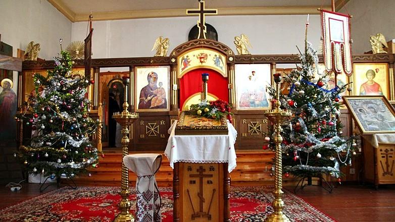 Dziś Święta Bożego Narodzenia w obrządkach wschodnich