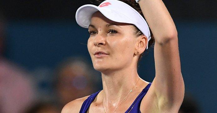 Tenis – WTA Cincinnati: Radwańska zagra z Goerges