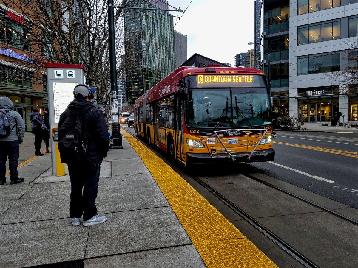 Sto elektrycznych autobusów będzie jeździć w Seattle i okolicach