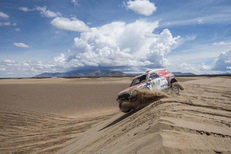 Rajd Dakar: Sonik na podium w klasyfikacji końcowej