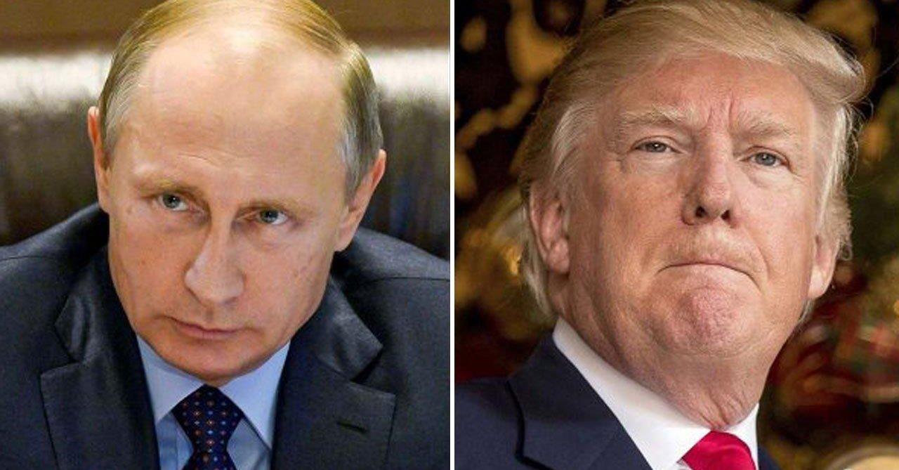 Putin i Trump przyjęli wspólne oświadczenie w sprawie Syrii